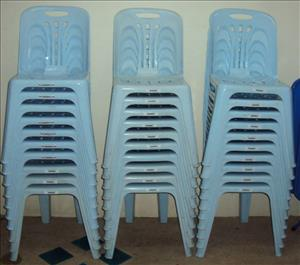BBQ Chairs