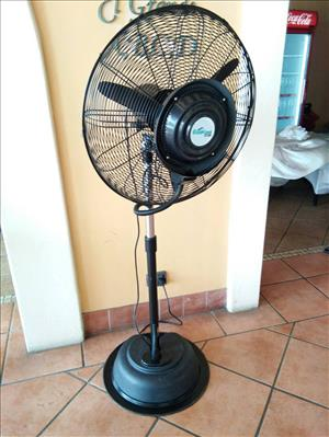 Misting fan for rent