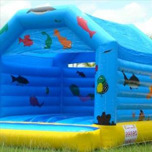 Aqua Bouncy Castle 3.5*3.5*3.0 M